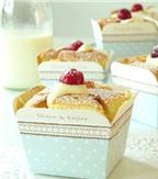 Thử làm cupcake Nhật Bản mềm, thơm, xốp ngon cực đỉnh