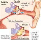 Thuốc điều trị viêm tai giữa