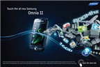 Trải nghiệmmàn hình cảm ứng Samsung