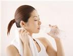 Uống nước như thế nào sẽ tốt cho da?