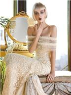 Váy  cưới phong cách vintage của YolanCris