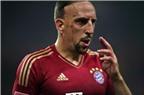 Frank Ribery từng cân nhắc khả năng sang Real và Barca