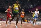 Giải mã cách ăn mừng của Bolt