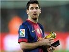 Tính cách làm nên một Messi vĩ đại là lắng nghe nhiều hơn nói