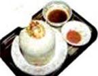 Cơm trái dừa - món ăn cung đình Huế