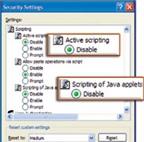 Phòng tránh virus, sâu, phần mềm gián điệp cho PC