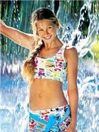 Anna Kournikova tiết lộ bí quyết để có một thân hình đẹp