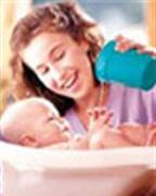 8 bước tắm cho trẻ sơ sinh