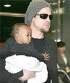 'Brad Pitt sẽ là người cha tốt'