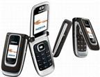 Nokia 6131 độc đáo trong thiết kế và tính năng