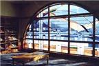 Tranh kính - nghệ thuật trang trí nội thất mới (1)