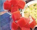Những ai không nên ăn nhiều dưa hấu?