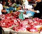 Thịt lợn có chất tai biến tim không hề hiếm