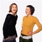 Cười to giúp giảm cân