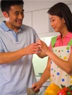Bí quyết hạnh phúc của vợ chồng