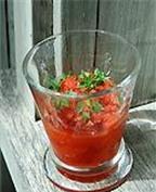 Nước cà chua phòng chống bệnh tật