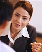 Phụ nữ nói nhiều dễ thành công