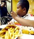 Béo phì ở trẻ khó chữa hơn suy dinh dưỡng