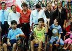 Giúp trẻ em khuyết tật bằng DVD 'Đứa bé'
