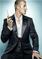 David Beckham quyến rũ nhất thế giới