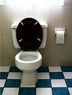 Nhịn đi toilet dễ sinh bệnh