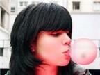 Nhai kẹo cao su giúp giảm cân