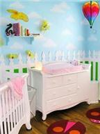 6 lời khuyên khi trang trí phòng cho trẻ