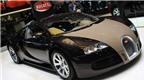 Bugatti Veyron và những phiên bản đỉnh cao