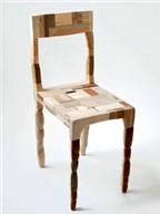 Độc đáo từ gỗ tái chế