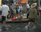 Nhận biết một số bệnh thường gặp sau ngập lụt