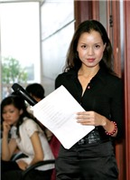 Á hậu Ngọc Oanh: Học cách làm... sếp