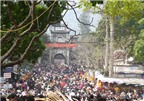 Lễ hội Chùa Hương: Ban tổ chức không kịp trở tay