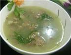 Món ngon: Sườn bò hầm lá lốt