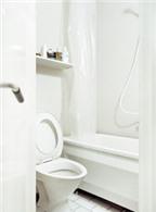 Nhà vệ sinh là nơi dễ mắc bệnh ung thư