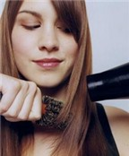 Bí quyết sấy tóc đẹp