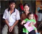 Sổ tay theo dõi sức khỏe bà mẹ trẻ em: Hữu ích cho sự phảt triển