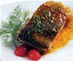 Món ngon: Cá chép nướng thìa là