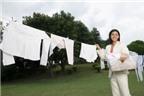 Mẹo giặt sạch quần áo