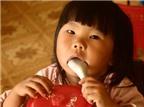 Những sai lầm dinh dưỡng cho trẻ