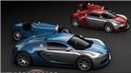 Bugatti Veyron 16.4 Centenaire sẽ có phiên bản đặc biệt