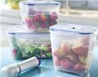 Giữ thực phẩm tươi ngày hè bằng hộp chân không