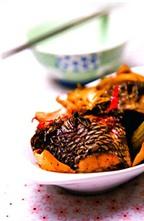Cá trắm: Bổ gân xương, chữa suy nhược
