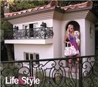 Ngôi nhà sang trọng dành cho chó của Paris Hilton