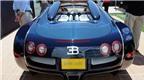 Sang Bleu là phiên bản Bugatti Veyron đặc biệt cuối cùng