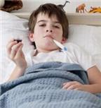 Dùng thuốc khi trẻ sốt cao