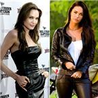 Jolie bị 'ăn cắp' phong cách