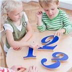 Những cách đơn giản dạy bé về màu sắc