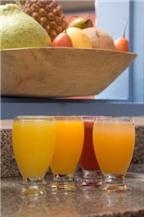 7 loại nước trái cây rất tốt cho sức khỏe