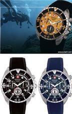 Đồng hồ Thụy Sĩ phong cách 'thợ lặn'