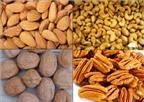 Những loại hạt tốt cho sức khỏe